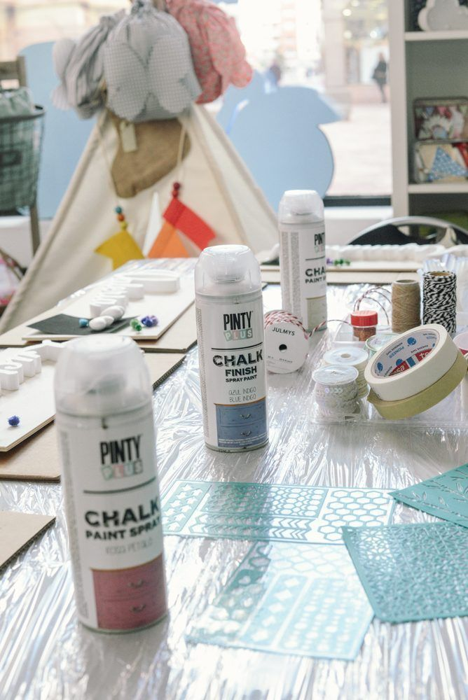 chalkpaint en spray