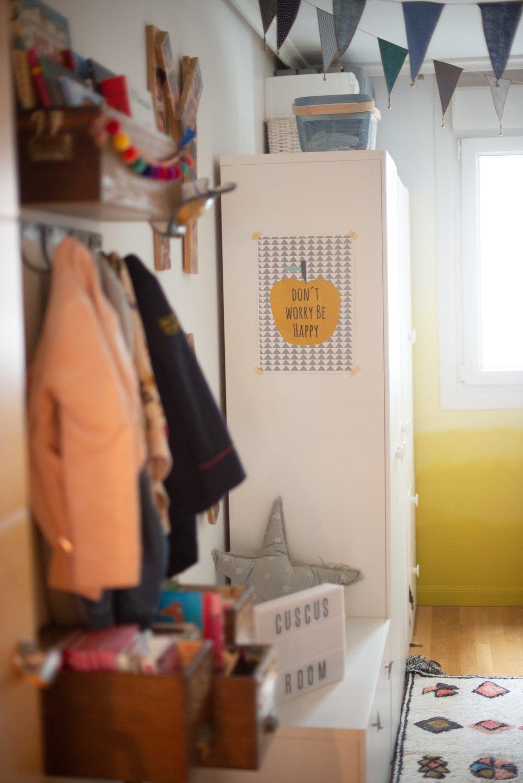 decoraracion habitación infantil compartida