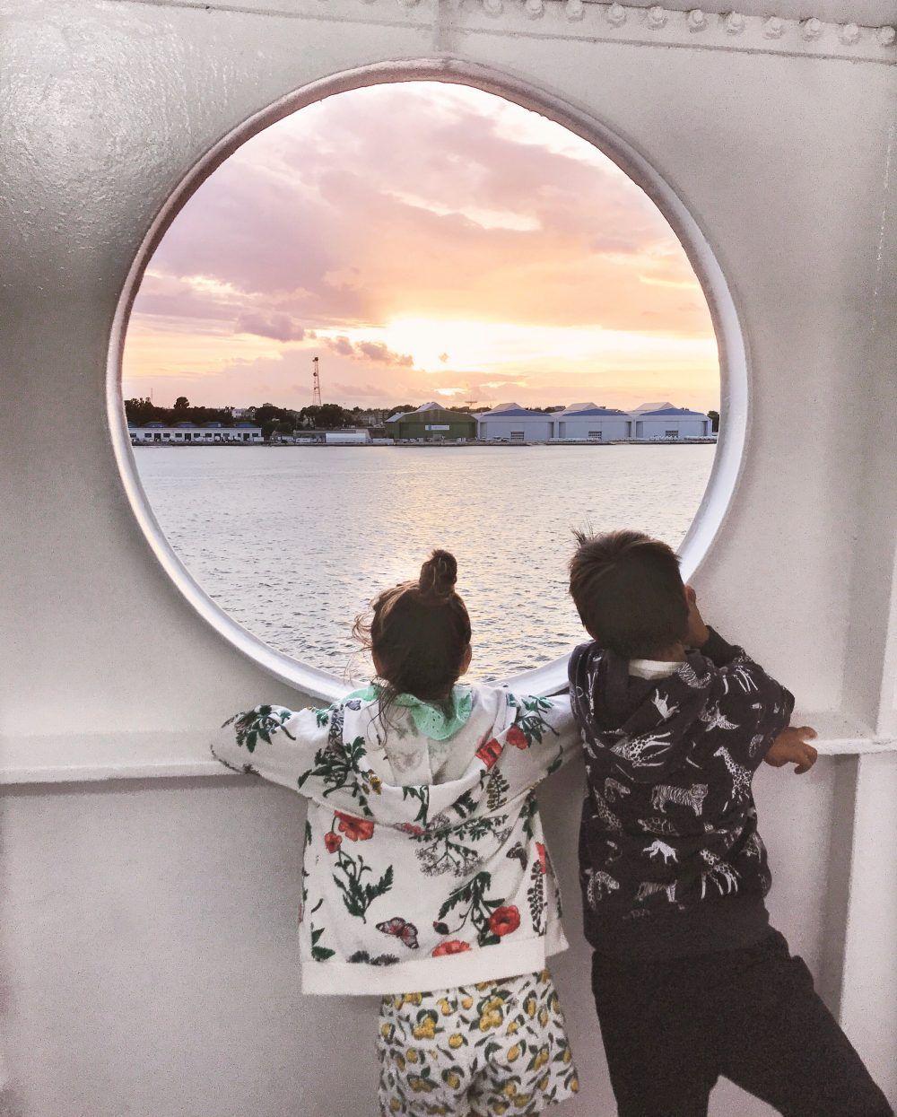 ferry corfu